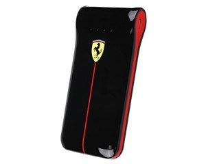 Аккумулятор внешний Ferrari Backup Battery 5000mAh Black FEGLEB50BL