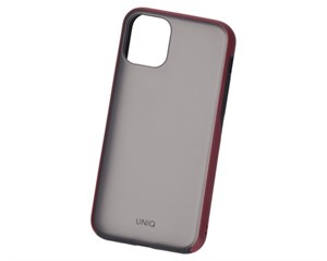 Панель-накладка Uniq Vesto Maroon Red для Apple iPhone 11 Pro