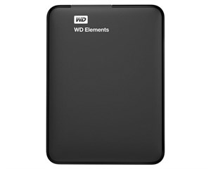 Жесткий диск Western Digital Elements Portable 500Gb Black