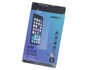 Стекло защитное Hardiz 2.5D Clear Cover для Apple iPhone X/XS/11 Pro