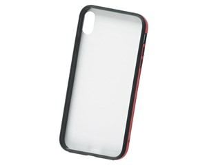 Панель-накладка Uniq Valencia Clear/Red для Apple iPhone XR