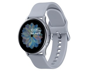 Samsung Galaxy Watch Active 2 Aluminum Case 40mm Silver