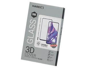 Стекло защитное Hardiz 3D Cover Premium Tempered Glass Black Frame для Huawei P smart Z/Honor 9X/9X Pro